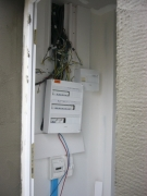 Проект электропроводки. Начало электроснабжения в доме начинается с установки электрощита.