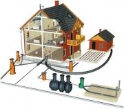 Проектирование и монтаж систем канализации. Составление проекта канализационной системы - составная часть проекта дома.
