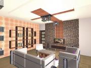 Проекты ремонта квартир. 3D дизайн проект комнаты. Вы можете согласовать все нюансы интерьера с нашими дизайнерами.
