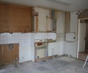 Проекты ремонта квартир. Демонтажные работы на кухне - самый тяжелый и грязный этап ремонта.