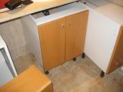 Профессиональная сборка мебели. Сборка выдвижных ящиков кухонного гарнитура.