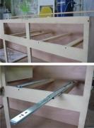 Профессиональная сборка мебели. При сборке мебели мы используем профессиональные инструменты.