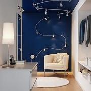 Проводка в квартире, стоимость. Современный интерьер немыслим без качественного подключения электропроводки.
