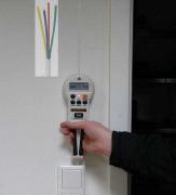 Прозвонка электропроводки. Специальные профессиональные приборы позволяют прозвонить электропроводку и выявить места неполадок.