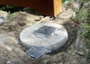 Расценки на монтаж канализации. Монтаж контейнеров и подключение к электрическим сетям насосов.