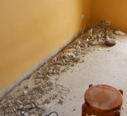 Расценки на ремонт квартир. Штробление стен для прокладки дополнительной электропроводки.