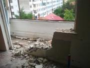 Расчет ремонта квартиры. Демонтаж дверного проема и стены между балконом и комнатой.