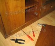 Разборка мебели. Разборка шкафов и другой корпусной мебели - довольно частая услуга, которую оказывают специалисты нашей компании.