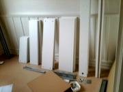 Разобрать мебель. Правильная разборка мебели – это уже предпосылка к ее правильной сборке на новом месте.