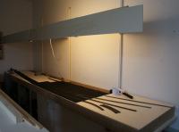Разводка электрики. Современные хозяйки предъявляют особые требования к освещению на кухне.