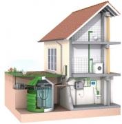 Разводка канализации в доме. Правильно смонтированная частная канализация в доме, должна быть похожа на дерево, где ствол, это главный стояк, а ветви - различные отводы к сантехприборам и бытовой технике.