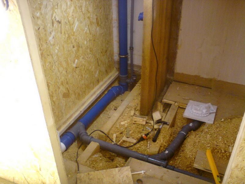 Разводка канализации по дому своими руками 4
