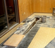 Реконструкция канализации. При капитальном ремонте дома или квартиры необходимо провести полностью или частично замену старых труб.