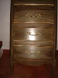 Реконструкция мебели. Комод после реставрации.
