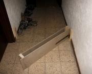 Ремонт 1 комнатной квартиры. Укладка плитки в коридоре - это красиво, если выполнено профессионально.