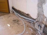 Ремонт электропроводки. Устаревшую электропроводку лучше полностью заменить.