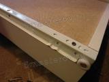 Ремонт и реставрация мебели. Погнутые направляющие у ящиков стола не дают полностью задвинуть ящик.