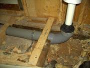 Ремонт канализации. При капитальном ремонте квартиры лучше сделать капитальный ремонт канализации.