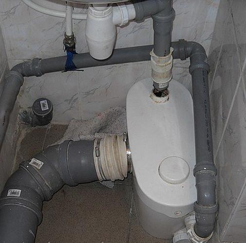 Ремонт канализационных насосов своими руками