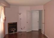 Ремонт комнаты под ключ. Комната до ремонта. Косметический ремонт комнаты - требовалось сменить обои и сделать комнату современнее.