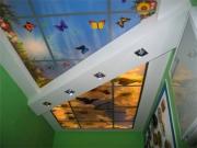 Ремонт комнаты под ключ. Красивые потолки в комнате - важная часть современного интерьера.