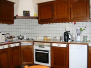 Ремонт кухонной мебели на дому. Кухонный гарнитур до покраски.