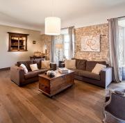 Ремонт квартир, ламинат. Ламинат уже давно завоевал позиции на рынке напольных покрытий, как надежный и удобный материал.