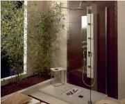 Ремонт квартир люкс. Живые цветы в ванной? Да! Это новая тенденция в дизайне ванных комнат.