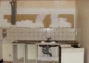 Ремонт квартир п 44. Демонтаж старого оборудования, очистка стен, потолка пола от старого покрытия - первый этап ремонтных работ.