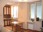 Ремонт квартир под ключ новостройка. Маленькая кухня после ремонта.