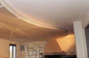Ремонт квартир СЗАО. Сейчас при элитном ремонте уделяется особое внимание потолку.