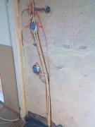 Ремонт квартир в Солнцево. При ремонте квартиры очень часто приходится заменять или прокладывать новую проводку по евростандартам и с учетом пожеланий клиента.