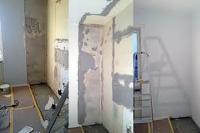 Ремонт квартиры студии. Подготовка стен квартиры к дальнейшему ремонту.