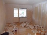 Ремонт квартиры в Тушино. Перед началом ремонта необходимо удалить все старое покрытие со стен и выровнять их.