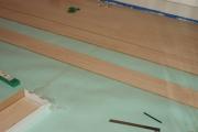Ремонт ламината. Если частичный ремонт ламината невозможен, лучше полностью заменить его на новый.
