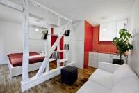 Ремонт малогабаритных квартир. Воздушные, функциональные перегородки - идеальное решение для зрительного увеличения пространства в малогабаритной квартире.