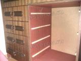 Ремонт мебели из ДСП. Наши мастера заменили направляющие для ящиков.