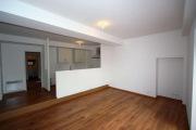 Ремонт однокомнатной квартиры студии. Однокомнатная квартира-студия перед окончательным оформлением.