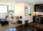 Ремонт однокомнатной квартиры в хрущевке. Перепланировка 1 комнатной квартиры: вариант сделать из однокомнатной квартиры – псевдо двухкомнатную.