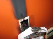 Ремонт проводки. Возгорание - частая причина плохой проводки.