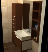 Ремонт типовых квартир. При ремонте маленьких сантехнических узлов нужно не только правильно подобрать современные материалы и организовать пространство.