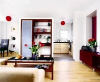 Ремонт типовых квартир. Любую квартиру типовой планировки можно сделать стильной при помощи расстановки ярких цветовых акцентов.