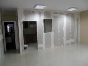 Ремонт трехкомнатной квартиры стоимость. Установка дополнительной перегородки из гипсокартона.