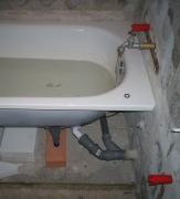 Ремонт ванной комнаты под ключ. Замена труб канализации и водоснабжения - это все входит в комплекс услуг ремонта ванной комнаты.