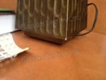 Реставрация антикварной мебели. Настольная бронзовая лампа до реставрации. Фото мастера-реставратора Николая Ш.