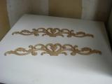 Реставрация комода. Изготовление элементов для декорирования комода.
