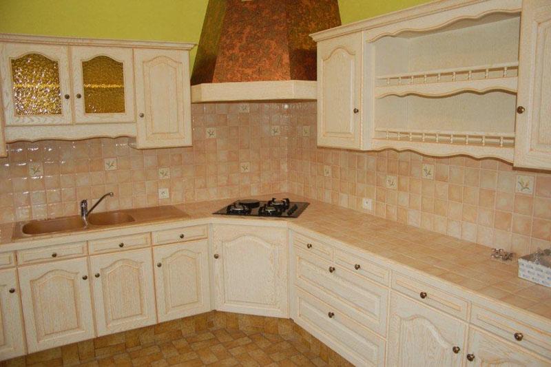 Кухонный гарнитур реставрация