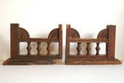 Реставрация старой мебели. Восстановление фрагментов старого шкафа.