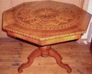 Реставрация стола. Стол после реставрации.