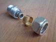 цанговое соединение 1,2х16, для монтажа металопластиковых труб